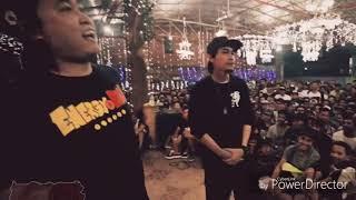 FlipTop - Sinio/Tipsy D vs Shernan/M Zhayt @ DosPorDos 2017 Finals