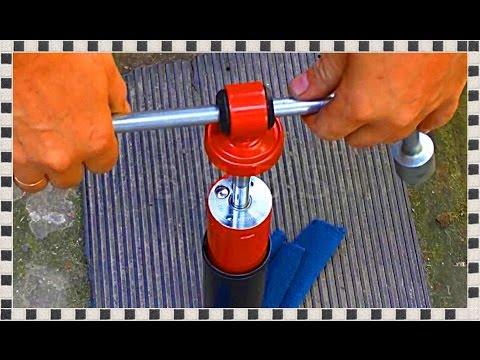 Настройка и замена задних амортизаторов KONI shock absorbers