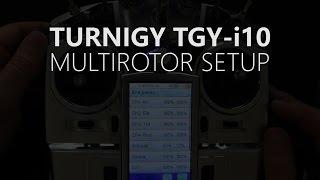 getlinkyoutube.com-How to setup TURNIGY TGY-i10 for multirotor | DJI NAZA v2