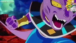 Anime War episode 6 Dragon Ball Absalon #6 super saiyan 5