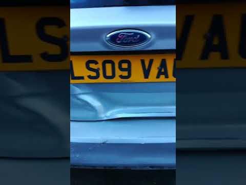 Видео 43531908 Форд Куга 2009 2.5Ti АКПП 4х4 серебро