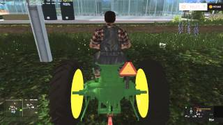getlinkyoutube.com-Farming Simulator 15 :: S4 E :: Wheat Harvest Fever
