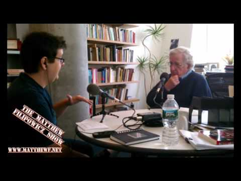 Noam Chomsky Discusses Activism, Occupy, The 2012 Election On The Matthew Filipowicz Show