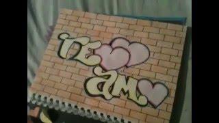 getlinkyoutube.com-Una historia de amor-Cuaderno para mi novio..