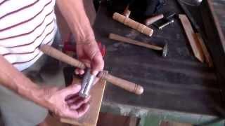 getlinkyoutube.com-como fazer roscas em madeiras ( threads in woods )
