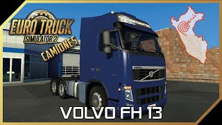 getlinkyoutube.com-Euro Truck Simulator 2 | Volvo FH13 v2.1 By Possatto | 1.17.x -- 1.21.x