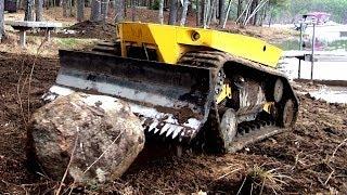 getlinkyoutube.com-Robot Bulldozer Video (Terramec 1) pretty friggin cool
