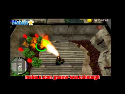 Grand Theft Auto: Chinatown Wars Walkthrough - 15 (Factory Fun)
