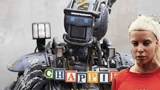Chappie Movie Trailer For Scifi Stoners