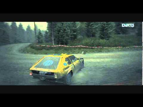 DiRT3-RALLY-FINLAND-5-DISASTROUS SPUN OUT