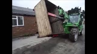Agriweld Contractor Box Rotator
