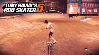 getlinkyoutube.com-Tony Hawk's Pro Skater 5 Gameplay! (Playstation 4 Xbox One 60fps HD)