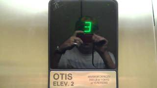 Otis Hydraulic elevator & Room Tour @ Extended Stay America West Mifflin PA