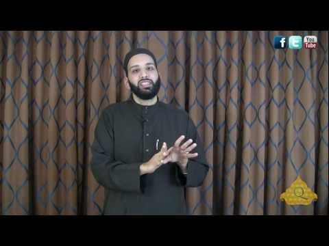 Risky Business - Omar Suleiman - Quran Weekly