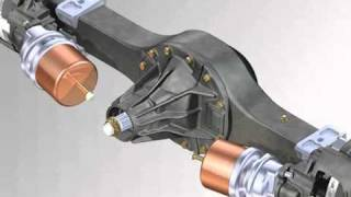 getlinkyoutube.com-Rear axle suspension