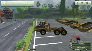 getlinkyoutube.com-Cat 725a Mod for Farming Simulator 2013