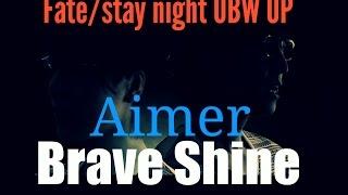 getlinkyoutube.com-English sub - Fate/stay night UBW OP2 - Brave Shine/Aimer (Full cover)