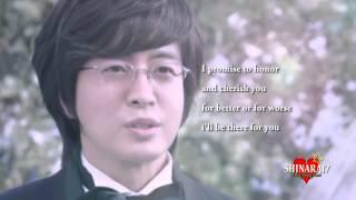getlinkyoutube.com-Congratulations Bae Yong Joon  & Park Soo Jin!