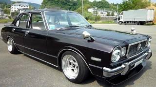 getlinkyoutube.com-MX41マークⅡ ver2 ブタ目 旧車 1978 Toyota Cressida まりグラ