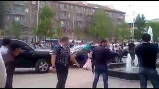 getlinkyoutube.com-Shot gun wedding Russia