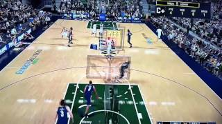 getlinkyoutube.com-NBA 2K16 ULTIMATE GUIDE TO GETTING BEHIND THE BACK PRO BADGE