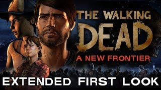 The Walking Dead: A New Frontier - Extended First Look