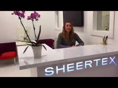 Sheertex Timelapse