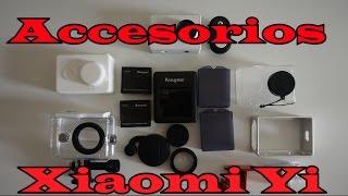 getlinkyoutube.com-Accesorios Xiaomi Yi