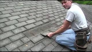 getlinkyoutube.com-How to remove shingles to do a repair
