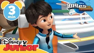 getlinkyoutube.com-Miles From Tomorrow | Captain Miles | Disney Junior UK