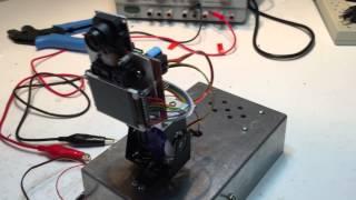 getlinkyoutube.com-Arduino based pan-tilt optical flow tracking