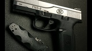 getlinkyoutube.com-FN FNS-9 Pistol Review Wow!