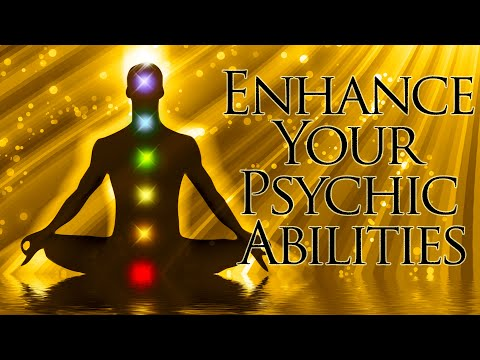 Guided Meditation - Enhance Your Psychic Abilities : Third Eye Opening Binaural Audio