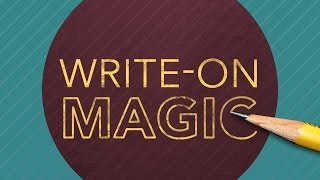 getlinkyoutube.com-Write-On Magic - After Effects Tutorial