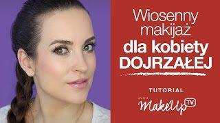 getlinkyoutube.com-Dzienny makijaż dla cery dojrzałej - porady i wskazówki 💡💡💡 (Hania)