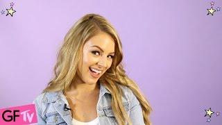 "getlinkyoutube.com-We Play ""21 Questions"" With Brittney Lee Saunders | Girlfriend Magazine"