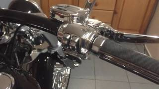 getlinkyoutube.com-2016 Softail Breakout loaded with 45 Original Harley Breakout Parts (Peter from Holland)