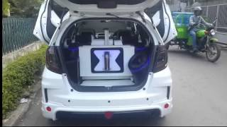 getlinkyoutube.com-Honda Jazz Modified