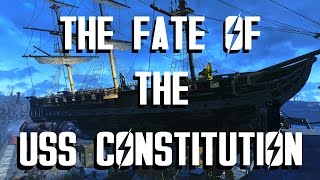 getlinkyoutube.com-Fallout 4 - The Fate Of The USS Constitution (And Jumping On It!)