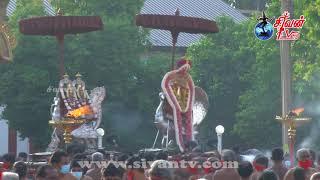 நல்லூர் கந்தசுவாமி கோவில் மூன்றாம் திருவிழா மாலை 27.07.2020