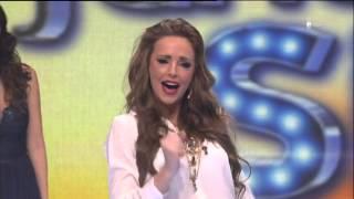 Jelena Gerbec kao Jelena Karleusa - Slatka mala - Fantastic show - (Tv Prva 2015)