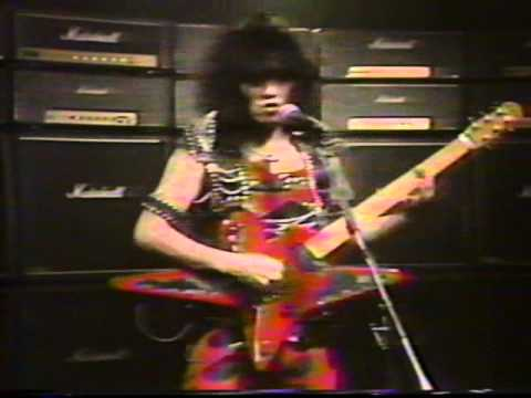 LOUDNESS  CRAZY NIGHTS VIDEO