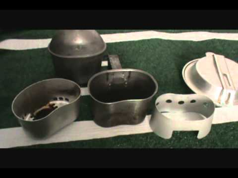 U.S Military Issue Canteen Cook Set (Review)