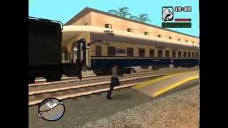 getlinkyoutube.com-GTA SA having Train FUN !!!.