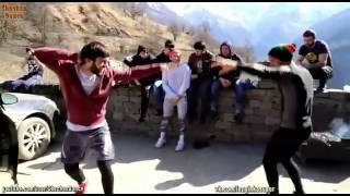Мадина Чеченский танец