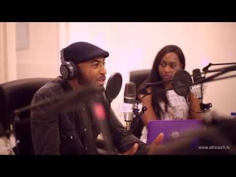 Africax5 Covers Afrobeat Buzz @afrobeatbuzz