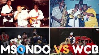 Msondo Ngoma wataka walipwe tshs mil 300 na Diamond kwa kutumia kionjo cha wimbo wao