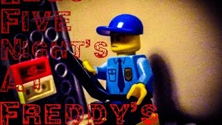 Lego Five Nights At Freddy's