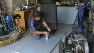 How to build a simple 2 DOF multipurpose motion simulator