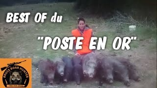 "getlinkyoutube.com-Best of du ""poste en or"". battue aux sangliers"